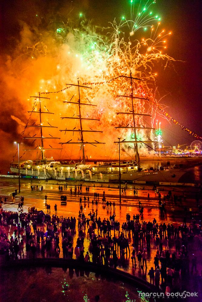 Baltic Tall Ships Regatta 2015 - fot. Marcin Boduszek
