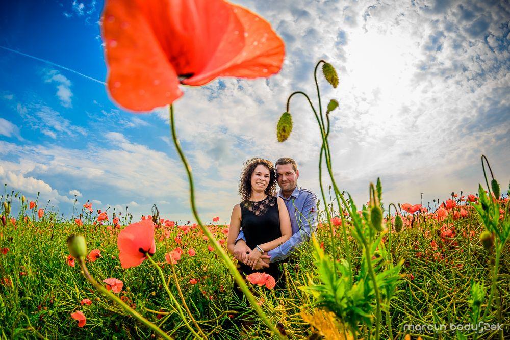 Kasia i Dawid sesja narzeczeńska-fot.Marcin Boduszek fotografia ślubna Szczecin-1